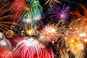Für ein nachhaltiges Silvester verzichten Sie besser auf ein Feuerwerk.