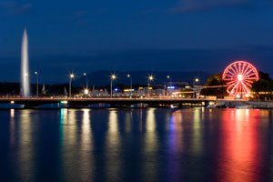 LED-Beleuchtung für Genf gewinnt den Watt D'Or.