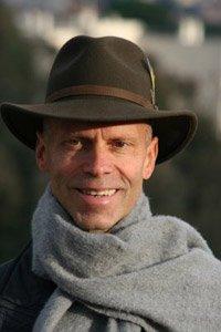 Karl Schefer ist Gesch ftsf hrer von Delinat, einem biologischen Weinhandel, Foto: privat. - Schefer_200x300